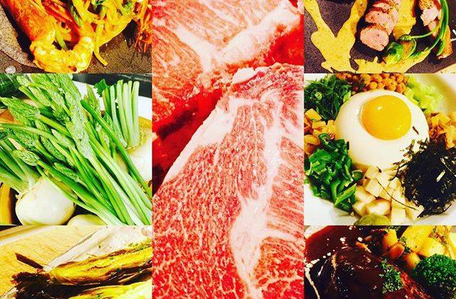 ブラッスリーピガール&六畳間️本日のラインナップ️フランス〜アスパラソバージュ️イベリコ豚食べ比べ️皮付きヤングコーン️和牛ハンバーグ️赤海老の濃厚トマトクリームパスタ️健康ネバネバ冷奴️などなど本日も盛り沢山️間もなくオープンでーす️#イベリコ豚 #野毛#肉#野菜料理 #ワイン #横浜#日本酒 #ブラッスリーピガール #ハンバーグ#日本酒 #パスタ