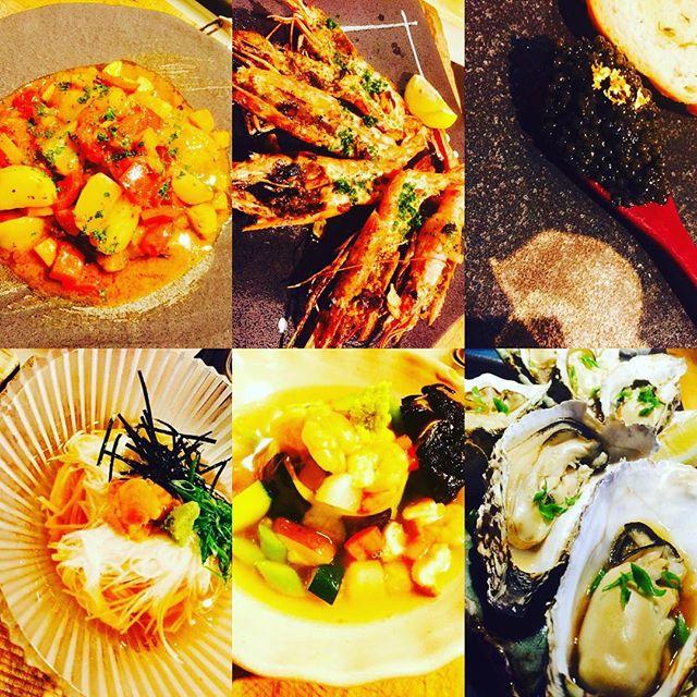 ブラッスリーピガール&六畳間️本日も間もなくオープンでーす️^_^#ブラッスリーピガール#ワイン#日本酒#野毛#和食#鮪##肉 #フレンチ#横浜#野菜料理
