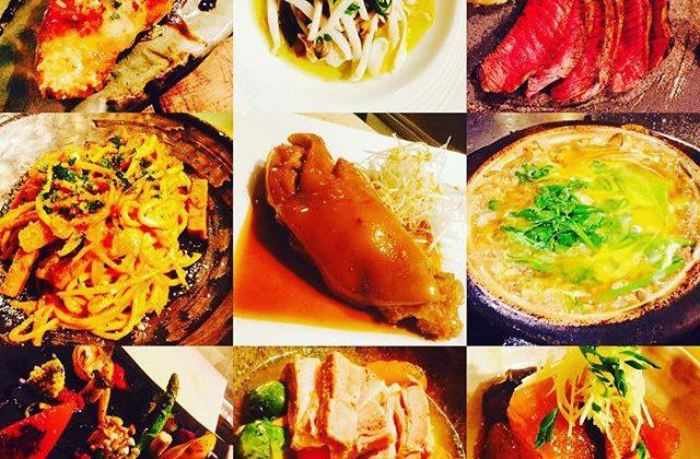 ブラッスリーピガール&六畳間️本日も寒いので、温かい料理揃えて間もなくオープンでーす️^_^