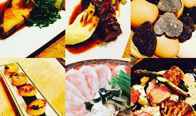 ブラッスリーピガール&六畳間️本日も間もなくオープンでーす️#野菜#野毛#ワイン#白子#フレンチ#和食#横浜#ふぐ料理#パスタ