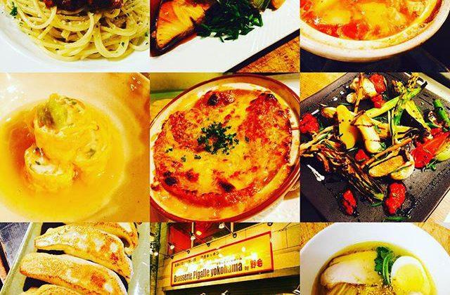 ブラッスリーピガール&六畳間️本日も間もなくオープンでーす️^_^#野毛#ラーメン#横浜#フレンチ#パスタ#和食#ワイン#日本酒#オニオングラタンスープ#ブラッスリーピガール