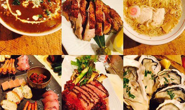ブラッスリーピガール&六畳間️本日も間もなくオープンでーす️#和食#パスタ#焼売#フレンチ#ワイン#女子会#ラーメン#日本酒#肉#茶碗カレー