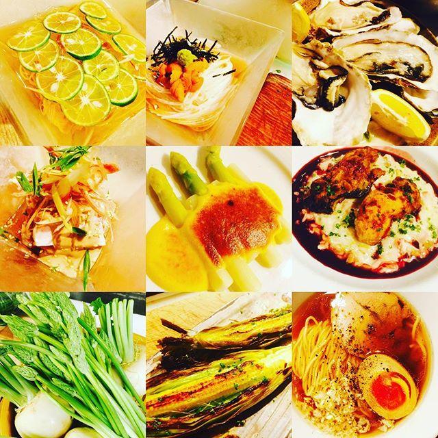 ブラッスリーピガール&六畳間️本日も間もなくオープンでーす️生ガキまだまだありますよ〜️#フレンチ#ワイン#女子会#和食#パスタ#ラーメン#生がき #ブラッスリーピガール#カレー#野菜料理#刺身